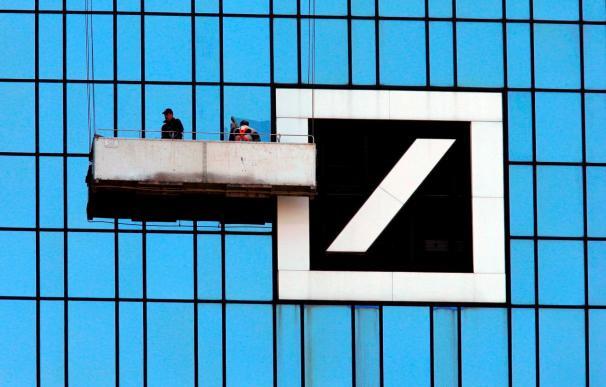 El Deutsche Bank sube el beneficio neto un 31 por ciento hasta junio