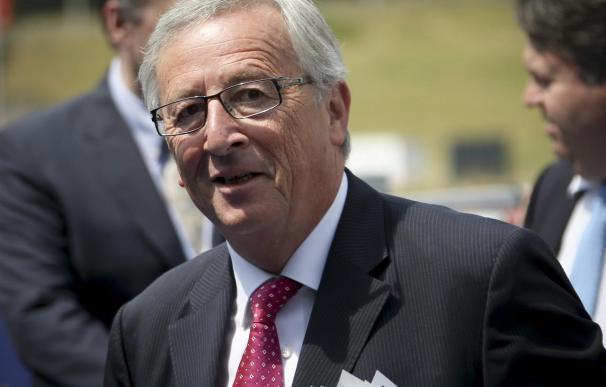 """Juncker, """"orgulloso"""" por el respaldo de los líderes para presidir la Comisión"""