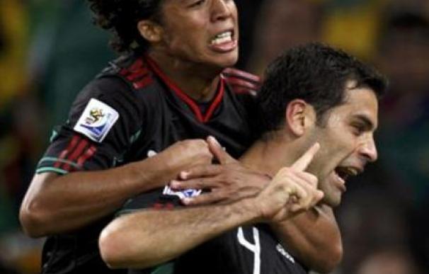 Sudáfrica y México empatan 1-1 en la inauguración del Mundial