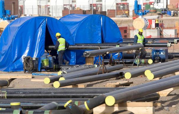 El consumo de gas natural aumentó un 1,5% en España durante el primer semestre