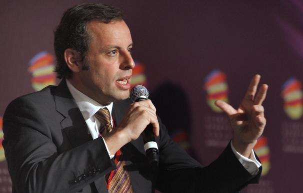 Rosell niega irregularidades de su empresa en Brasil y que esté encausado