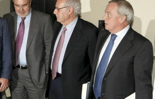Solbes, Solchaga y Boyer sorprendidos por la convocatoria de huelga general