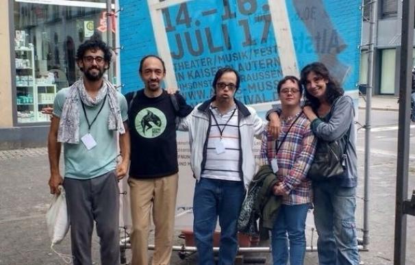 Danza Mobile finaliza la gira de verano por Alemania, Jáen y Granada con dos piezas de danza contemporánea