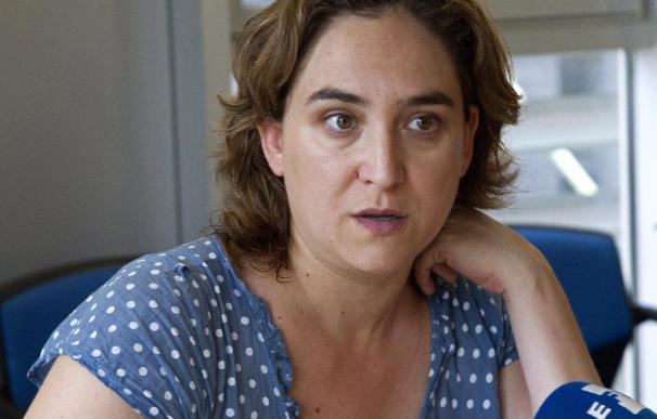 Ada Colau dice que votaría sí-sí en la consulta aunque no sea independentista