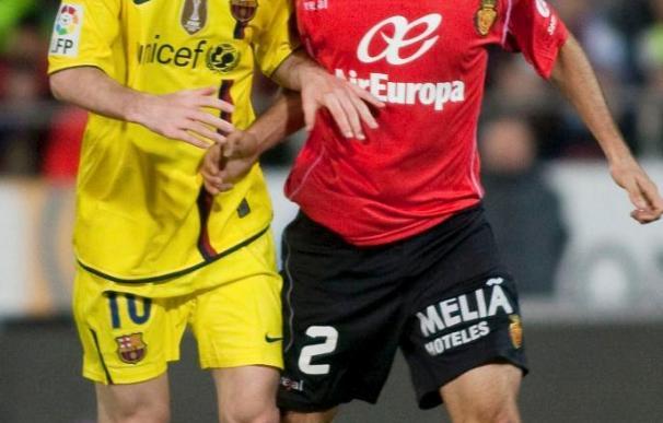 El Mallorca rescinde el contrato del brasileño Felipe Mattioni