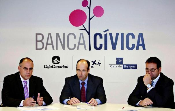 """Banca Cívica ve su solvencia """"intacta"""" y se reafirma en su modelo"""
