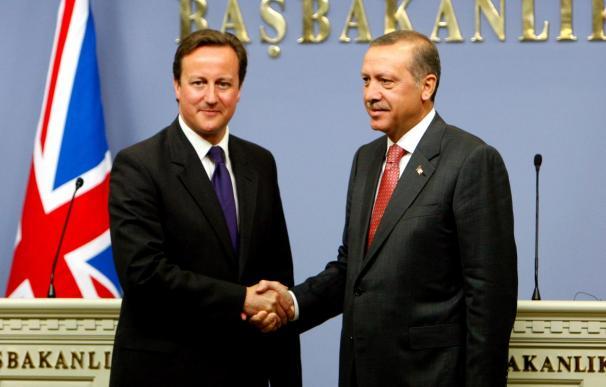 """Cameron quiere a Turquía en la UE y critica la oposición de los """"proteccionistas"""""""