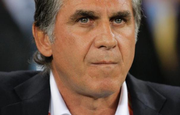 Diario deportivo portugués anuncia el posible despido del seleccionador Queiróz