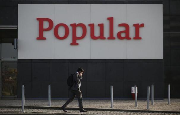 El Popular perdió 2.311 millones en depósitos el mes previo a su intervención