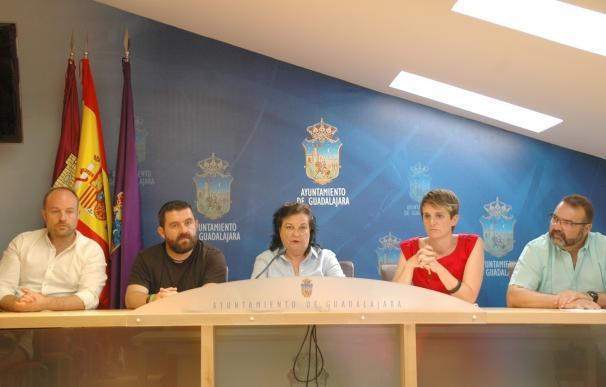"""La oposición del Ayuntamiento de Guadalajara critica en bloque las """"trabas"""" al proceso de exhumación de Timoteo Mendieta"""