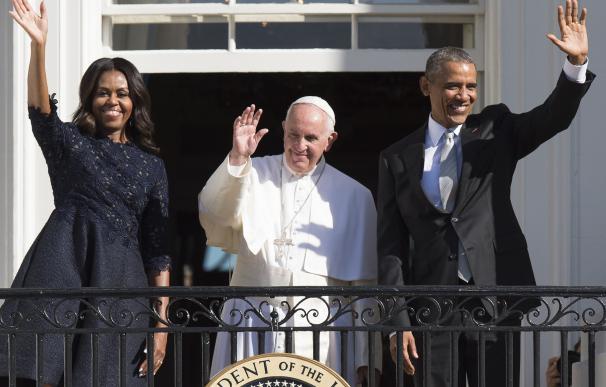 El papa se reúne con Obama
