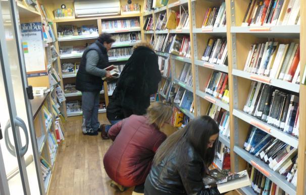 La Diputación de Salamanca destina 75.000 euros a la compra de nuevos documentos para bibliotecas y bibliobuses