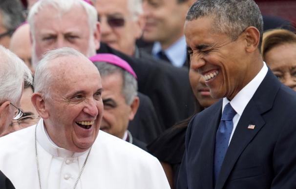 Las imágenes del la visita del papa Francisco a EEUU