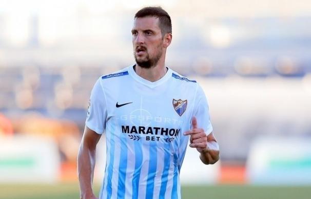 Kuzmanovic regresa al Málaga como cedido una temporada