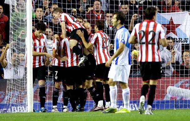 Athletic, Atlético y Sevilla aseguraron su plaza en la Liga Europa