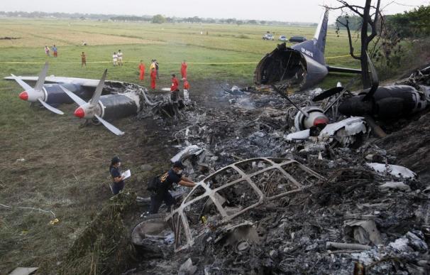 Confirman 104 muertos en el accidente de un avión en el aeropuerto de Trípoli