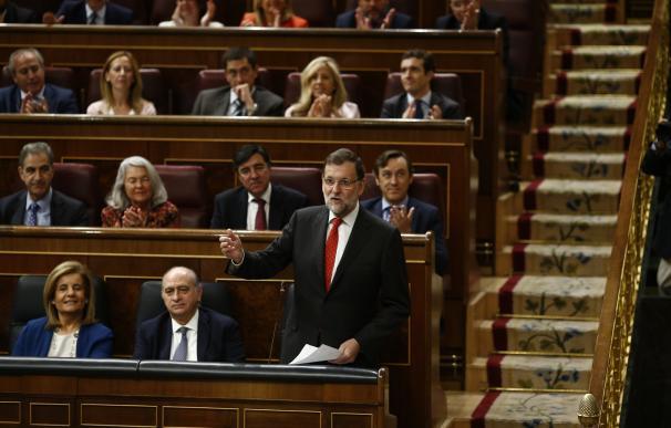 """Rajoy dice que el Gobierno """"no tiene nada que ver"""" con la imputación de Artur Mas"""