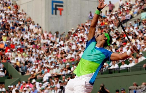 Nadal, Ferrer, Ferrero y Verdasco no ceden un set en su debut; Suárez, Llagostera y Ventura caen
