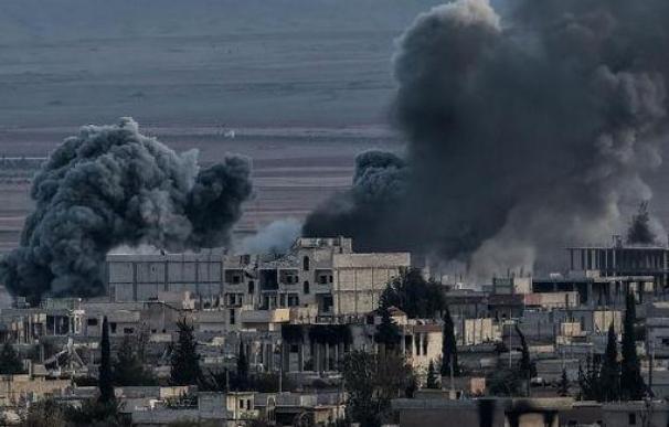 Rusia bombardea Siria tras pedírselo Al Assad