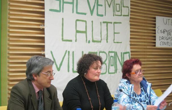 """Distintos colectivos muestran su """"apoyo incondicional"""" a la UTE de Villabona"""