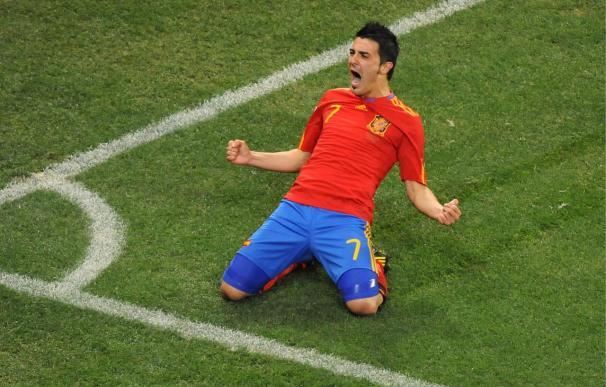 Villa repite gol y protagonismo en las primeras páginas de los periódicos