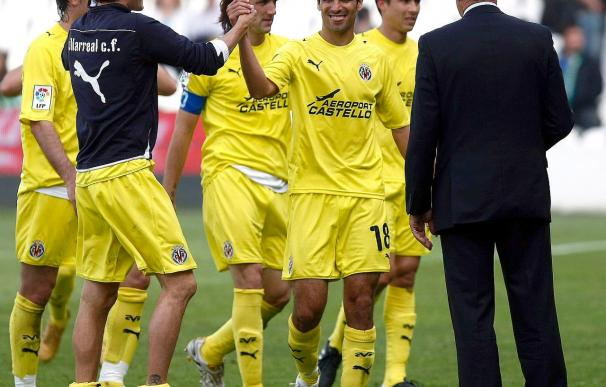 El Villarreal despidió con victoria las últimas cinco temporadas