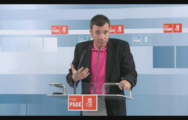 Tomás Gómez reitera que quiere ser candidato a la Comunidad de Madrid y nadie más lo ha dicho