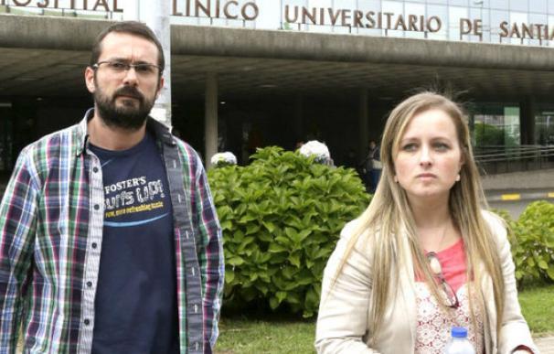 """Los padres de Andrea piden una """"muerte digna"""" para su hija"""