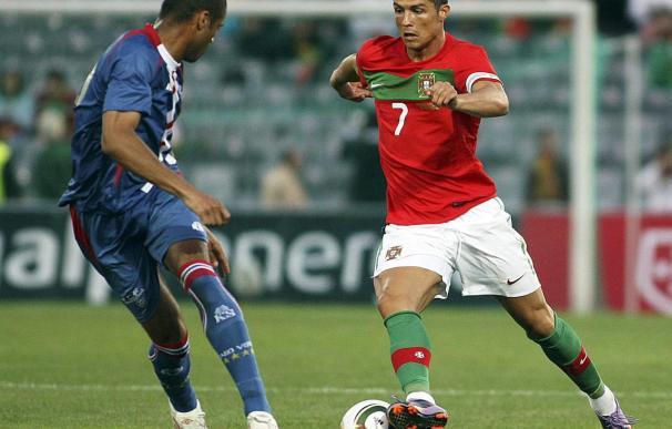 Los jugadores de Portugal piden tranquilidad tras empatar ante Cabo Verde