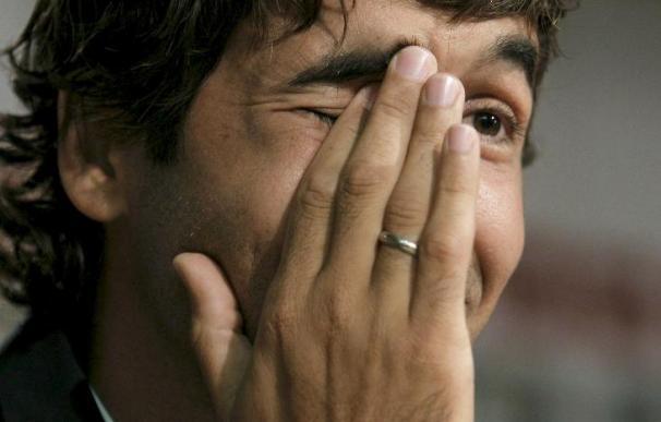 Raúl se siente jugador y quiere seguir sintiéndolo mientras el cuerpo se lo permita