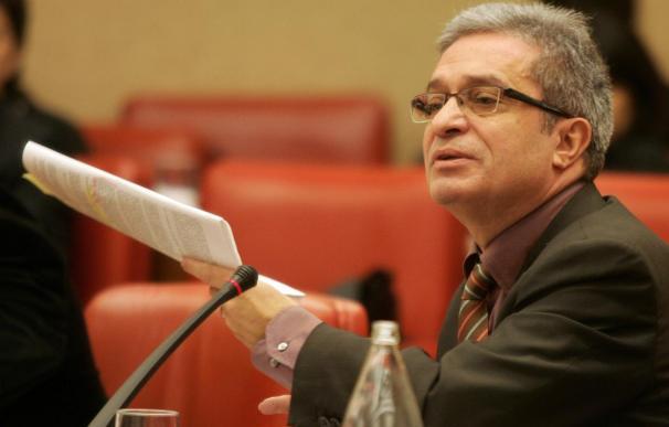 ICV y ERC convocan para hoy un acto de apoyo a Bildu en el Congreso