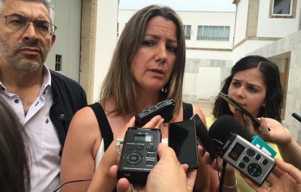 La alcaldesa de Lugo reta a la oposoción a que presenten una moción de censura contra su gobierno