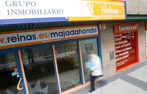 El número de hipotecas constituidas cae el 2,9% en mayo tras 4 meses al alzasobre Présta