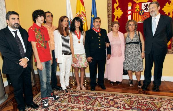 Las víctimas del terrorismo agradecen el apoyo del ministerio del Interior