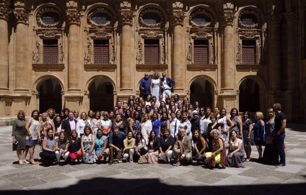 Unos 80 profesores de español mejoran sus conocimientos del idioma y de la cultura en la UPSA