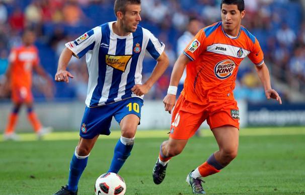 El Espanyol ficha a los uruguayos Albín (Getafe) y Luna (Defensor)