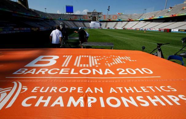 Los 20 kilómetros marcha abrirán mañana el programa de competición en Barcelona
