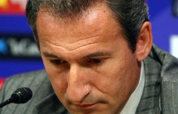 'Txiki' Begiristain deja el cargo de secretario técnico del Barcelona