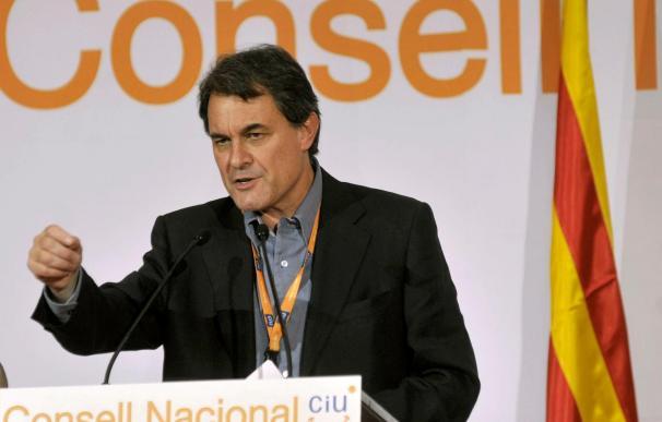 El líder de CiU afirma que la incomprensión del Estado obliga a Cataluña a tomar otros caminos