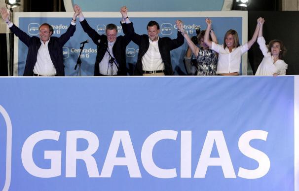 Soraya Sáenz de Santamaría dice que el PSOE debe hacer lectura del clamor para el cambio