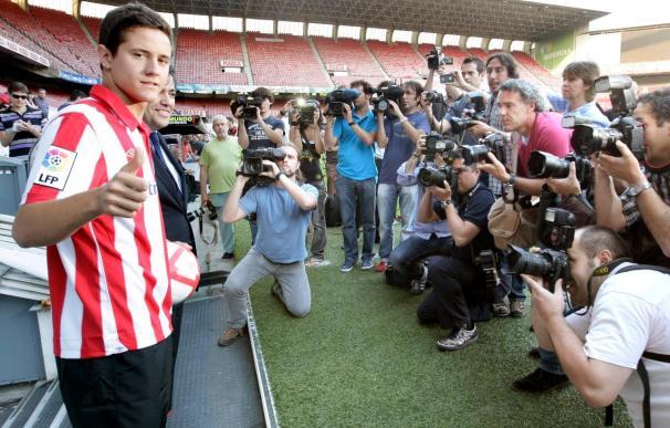"""Ander Herrera dice que se va a un """"gran club"""" porque de Zaragoza no iría a cualquier sitio"""
