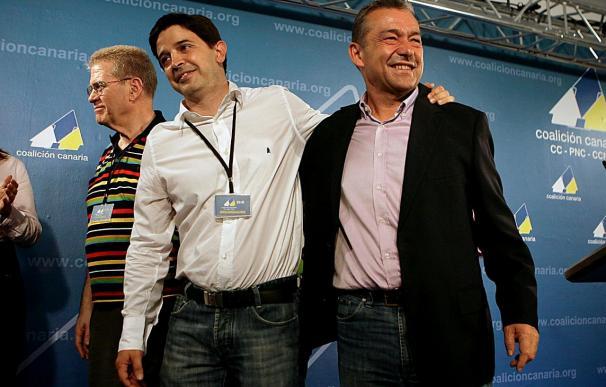 Coalición Canaria obtiene el mayor número de votos y concejales en las islas