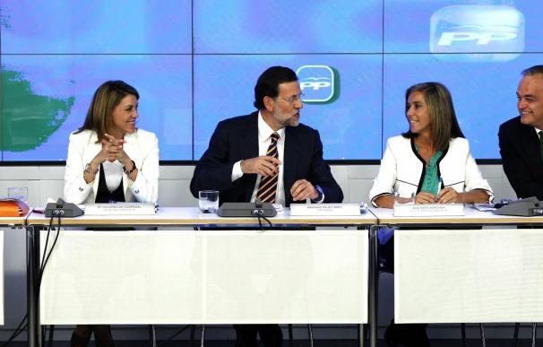 """Rajoy pide elecciones anticipadas porque el Gobierno de Zapatero no es el """"adecuado"""" para generar confianza"""