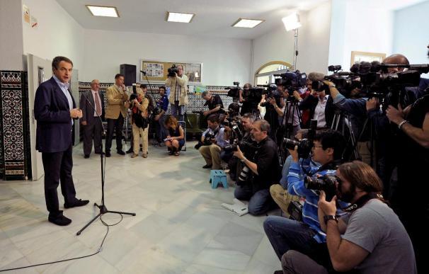 Zapatero no adelantará las generales pese a la derrota del PSOE en el 22-M