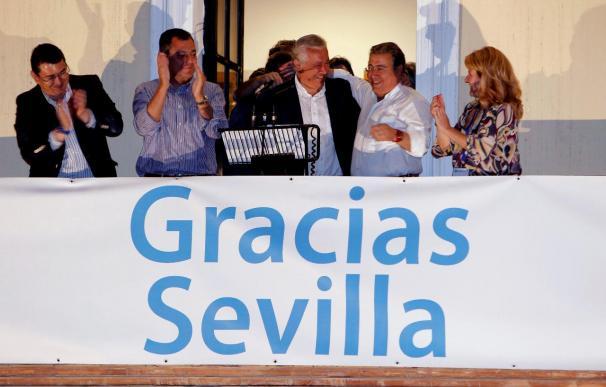 El PP gana en Andalucía y logra la mayoría absoluta en las ocho capitales