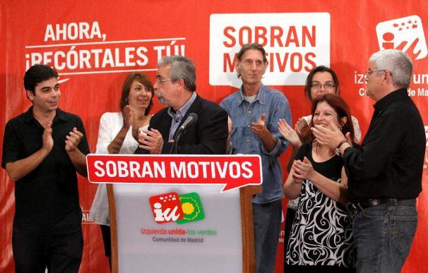 """IU satisfecha con resultado pese a la """"nota amarga"""" que supone perder Córdoba"""