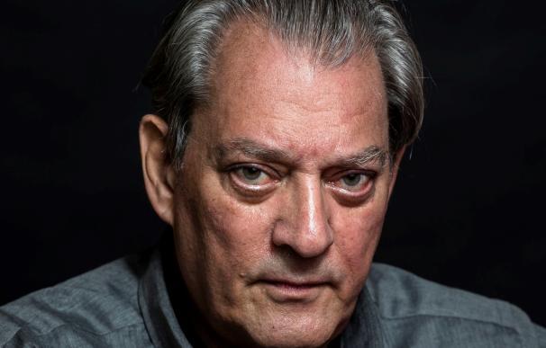 Paul Auster presentará el próximo 6 de septiembre su última novela en Azkuna Zentroa