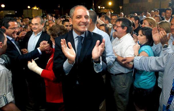 El PP arrebata feudos históricos al PSPV en la Comunidad Valenciana