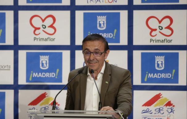 José Hidalgo, reelegido por unanimidad presidente de la Asociación del Deporte Español