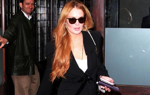 Lindsay Lohan, demandada por un nuevo accidente de tráfico